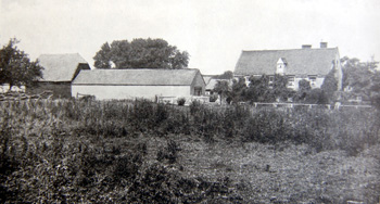 Green End Farm in 1918 [X65/102]